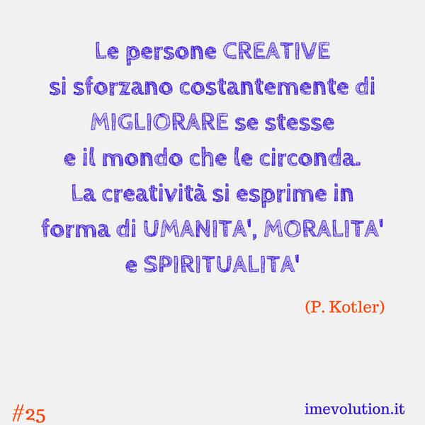 persone creative kotler