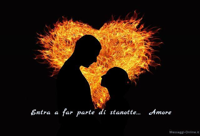 Frasi E Messaggi Di Buonanotte Amore Mio Sms Di Buona Notte Dolci