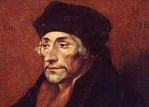 Erasmo da Rotterdam . Rotterdam , 1466 - Basilea ,1536 .