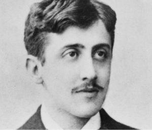 Marcel Proust . Parigi , 1874 - Parigi , 1922.