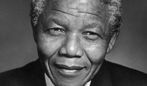 Nelson Rolihlahla Mandela. Mvezo, 1918 -Johannesburg, 2013 .