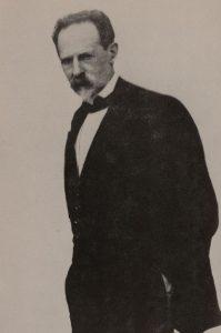 Maffeo Pantaleoni. Frascati, 1857 – Milano, 1924.