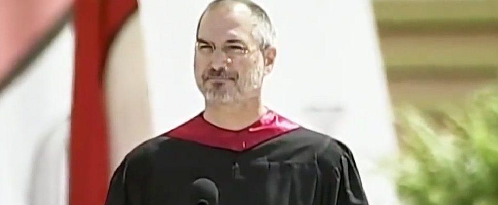 Steve Jobs , discorso all'Università di Stanford