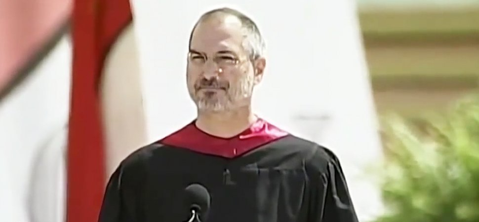 Steve Jobs , discorso all'Università di Stanford